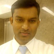 Sathish的用戶個人資料