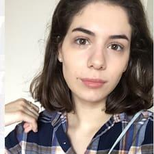 Profil Pengguna Anastasia