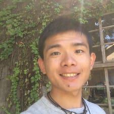 Användarprofil för WeiChin
