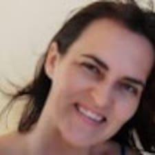 Valdira felhasználói profilja