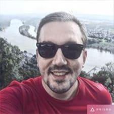 Perfil do usuário de Alex
