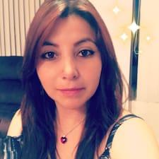 Profil utilisateur de Geovanna