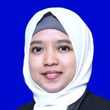 Profil utilisateur de Dhaniah