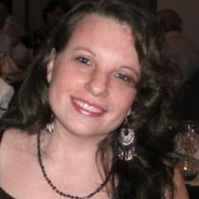 María Gabriela felhasználói profilja