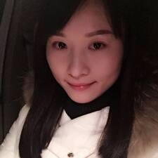 Perfil do usuário de 丽