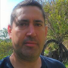 Gregorio felhasználói profilja
