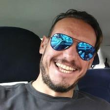Rocco felhasználói profilja