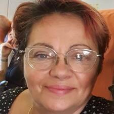 Profil utilisateur de Mercé.
