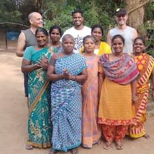 Suresh, Stefan,  Arun, Suryan Brugerprofil