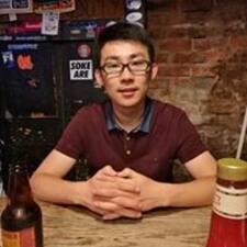 Gebruikersprofiel Guanghui