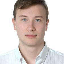 Användarprofil för Sergey