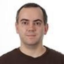 Gebruikersprofiel Marek