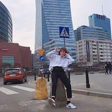 Användarprofil för Xiangyun