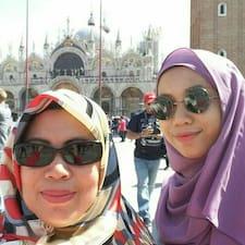Siti Ezah User Profile