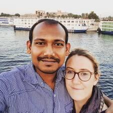 Laura & Masud User Profile