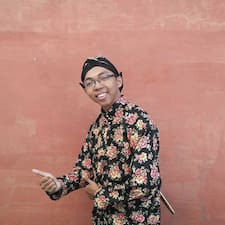 Profil utilisateur de Odagoma Rheinhard Shafwan Janitra