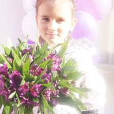 Nutzerprofil von Оксана