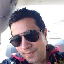 Sahil felhasználói profilja