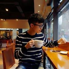 宇潇 User Profile
