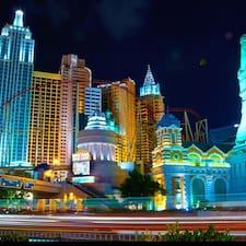 Vegas Brugerprofil
