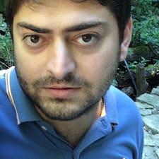 Irakli felhasználói profilja