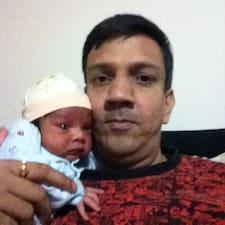 Användarprofil för Prashant
