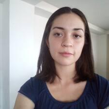 Profil utilisateur de Angelica