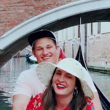 Профіль користувача Jordan & Renee