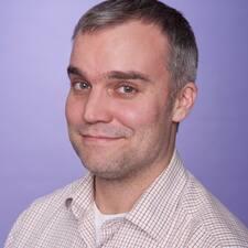 Gebruikersprofiel Matthew