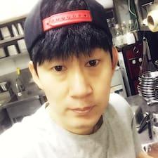 Profil utilisateur de Sukwoo