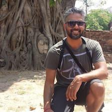 Profil utilisateur de Raj-Kumar