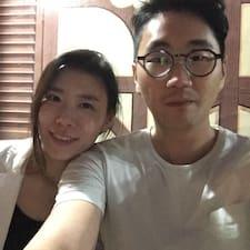 โพรไฟล์ผู้ใช้ Eunsuk