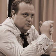 Кирилл Brugerprofil