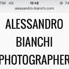 Perfil do utilizador de Alessandro