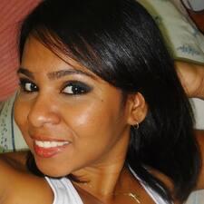 Najara felhasználói profilja