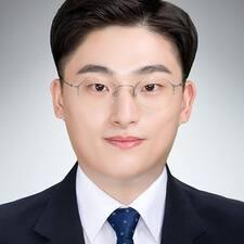 Perfil do usuário de Daehwan