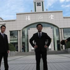 Nutzerprofil von Pengji
