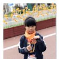 兰 felhasználói profilja