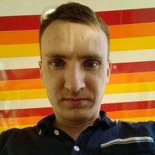 Profil utilisateur de Yury