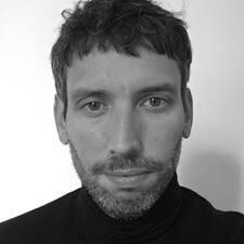 Gautier felhasználói profilja