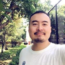 Perfil do utilizador de Hsueh