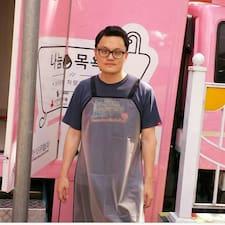 Profil utilisateur de Woochul
