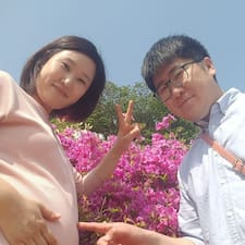 Profil utilisateur de Jinyi