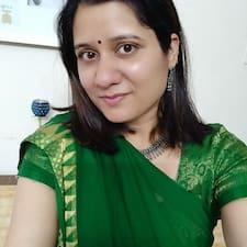 Raisha User Profile