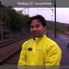 Nutzerprofil von Vuong