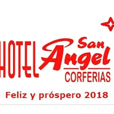 Henkilön Hotel San Ángel käyttäjäprofiili