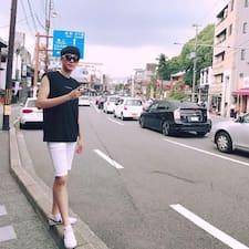 Profil utilisateur de Jinyub