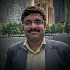 Pushan felhasználói profilja