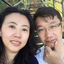 Jason & Rina felhasználói profilja