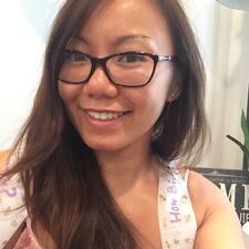 Zhuo felhasználói profilja